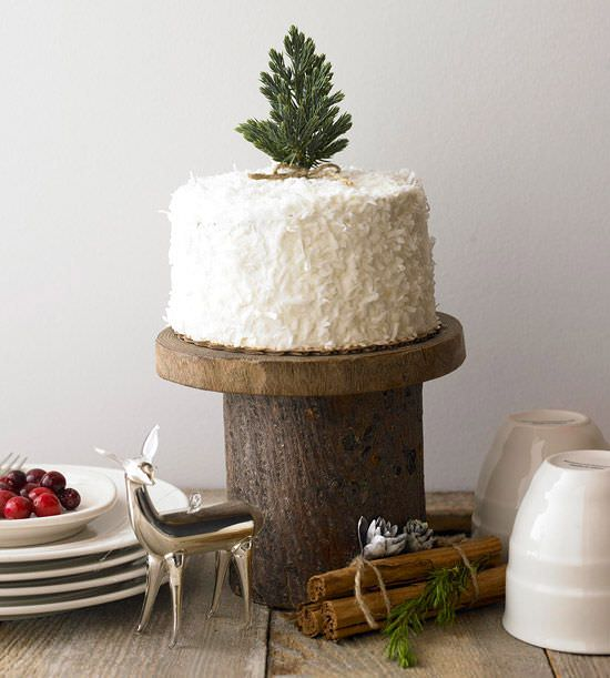7 Christmas Cakes For Kids