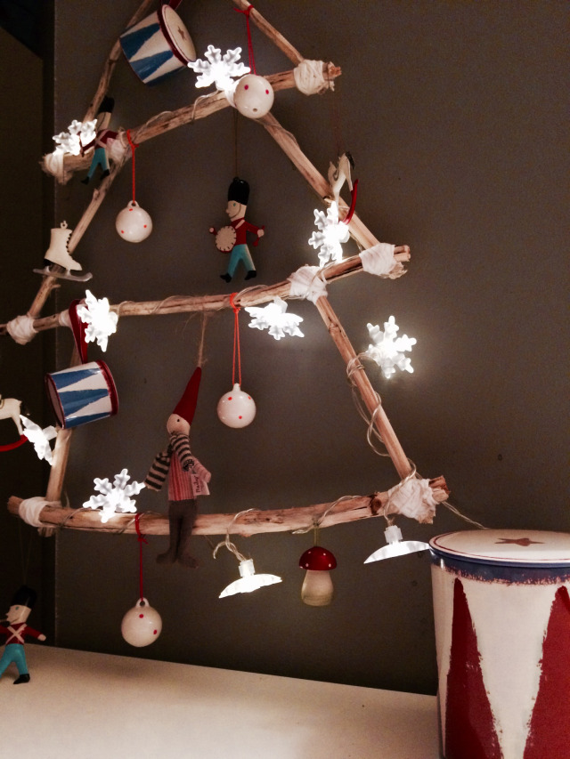 A Christmas Tree for Children…Easy And Very Trendy
