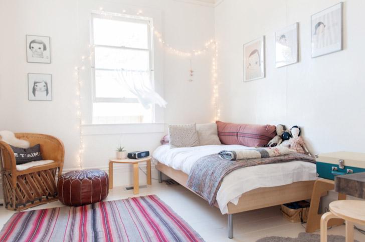 Kids' Bedrooms #Bohominimalist