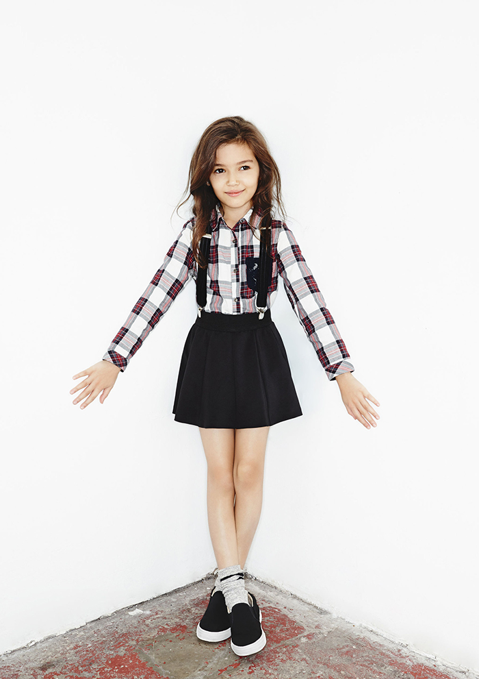 Lookbook By Zara Kids A W 2014 Petit Amp Small