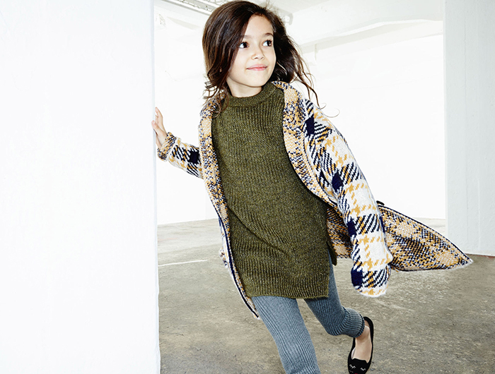 Lookbook By Zara Kids A W 2014 Petit Amp Small