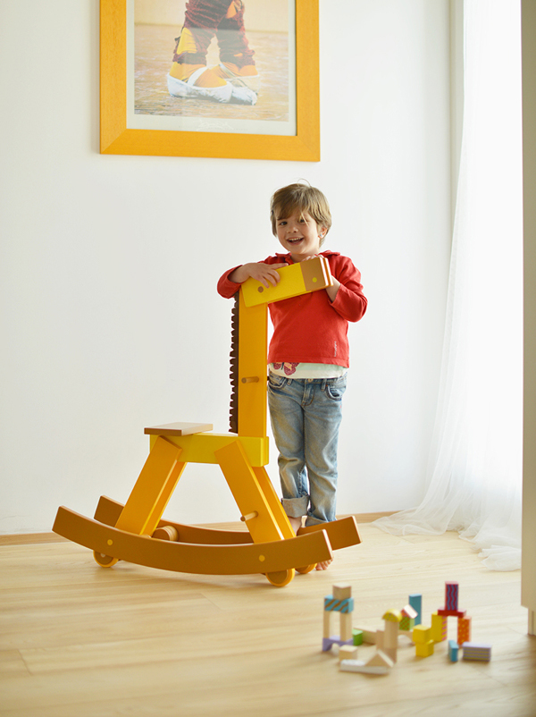 Fun and Colour with Cavalcade's Rocking Horses