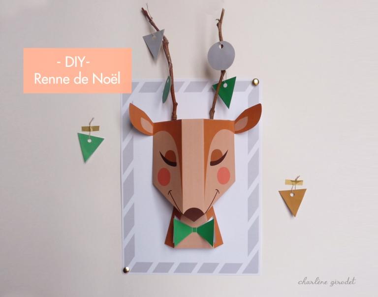 DIY-printable-reindeer
