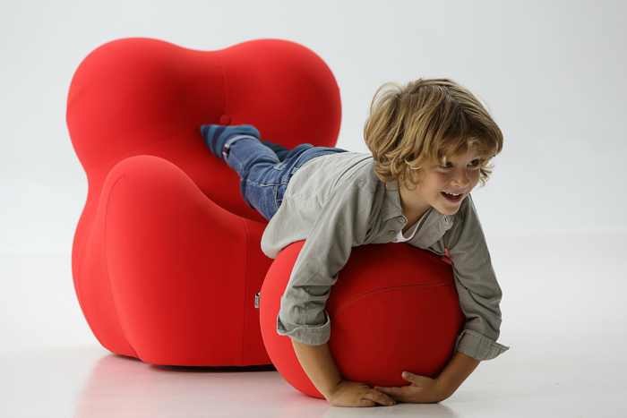 Imagination is the limit! Playful designs for kids