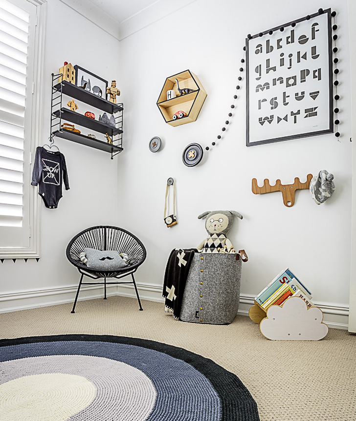 Decor Inspiration: Harry's Room