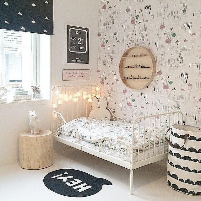 7 Cute Bedrooms For Girls