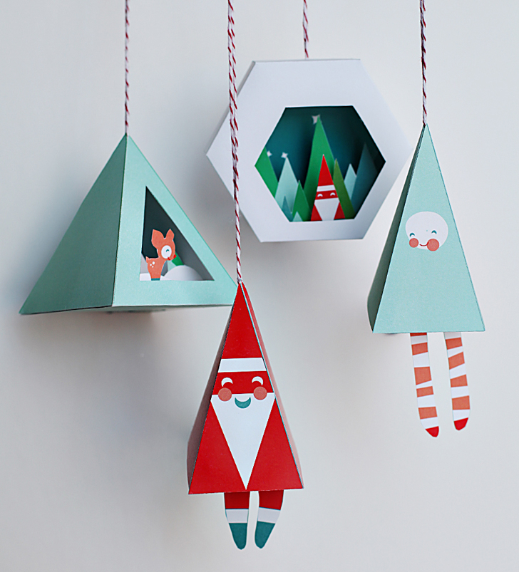Create Christmas Ornament