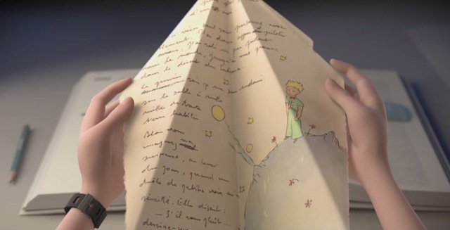 The Little Prince Trailer Video: The Little Prince Trailer