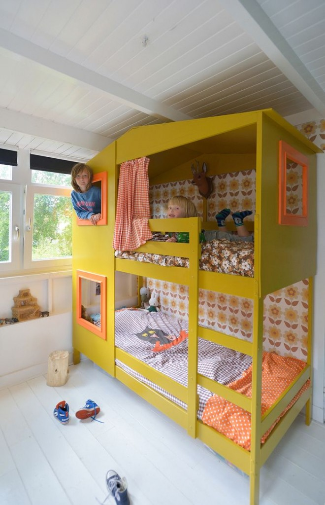 bunk-bed-colorful-kids-bedrooms
