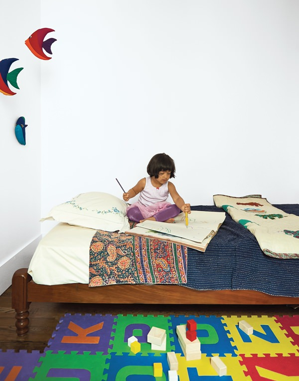 10 Colourful Kids' Bedrooms