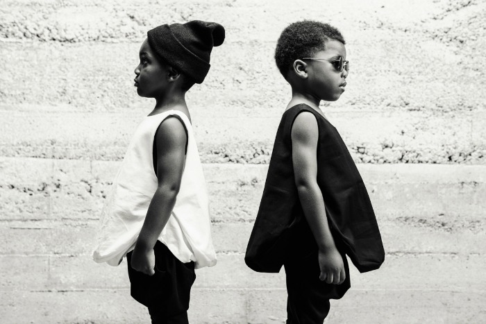 Monochrome Style for Kids