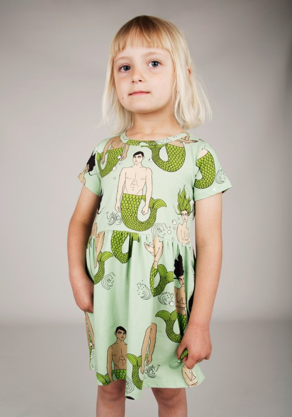 Travelling To The Bottom Of The Sea: Mini Rodini SS 2015