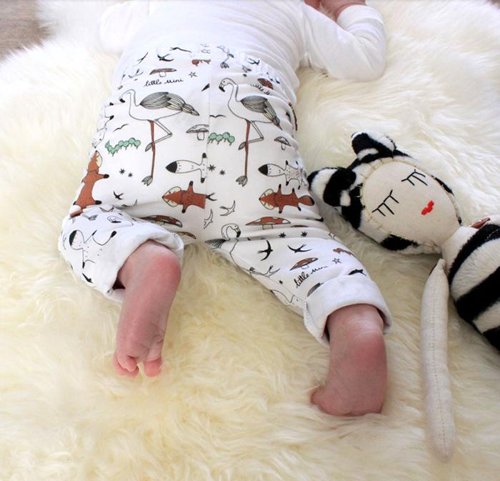 Little Mini, Organic Cotton Garments For Babies