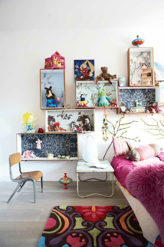 14 Pink Kids Room Ideas Petit amp Small