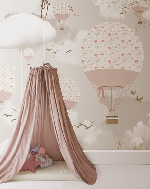 14 Pink Kids  Room Ideas Petit & Small ~ Quarto Rosa Pink