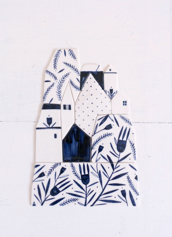 Porcelain puzzle by The Awesome Project