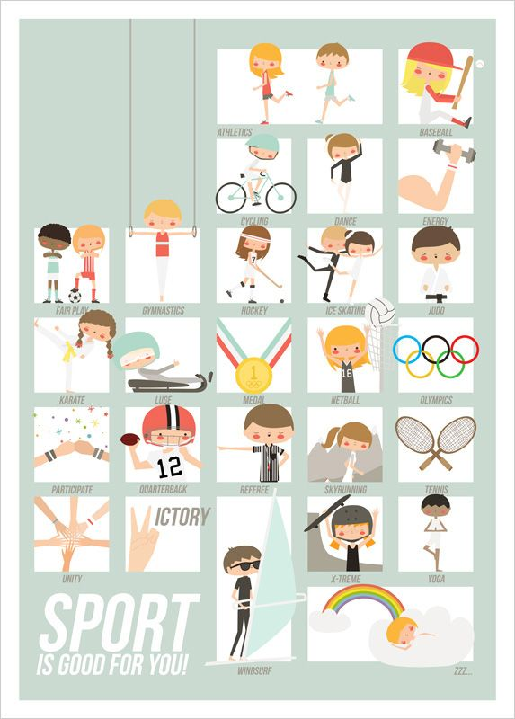 apanona-affiche-poster-abecedaire-alphabet-des-Sports