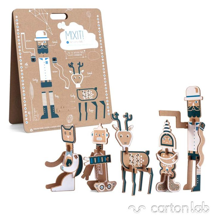 cardboard-toy-mixit