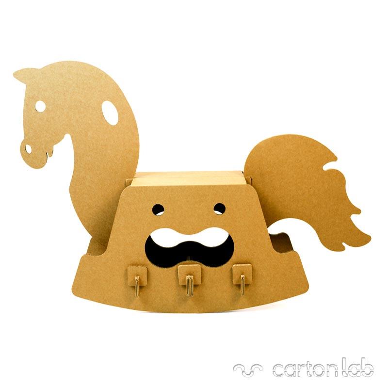 cartonlab-cardboard-toy-horse
