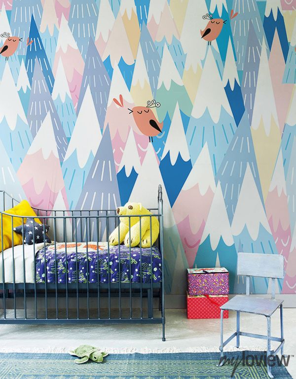 3 creative wall murals for kids petit small