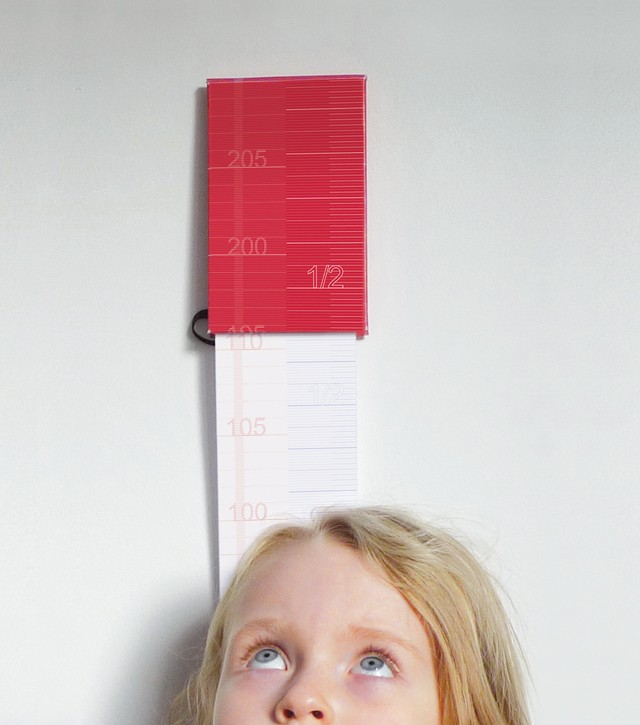 A Stylish Growth Chart
