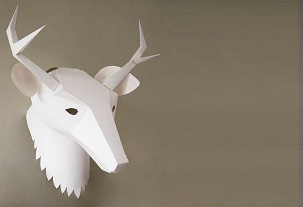 kids-wall-art-decor-sorochelab-3D-folding-paper-head-2
