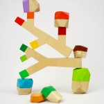 Water & Lightning, Simple Wooden Toys