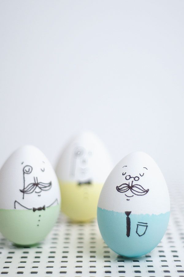 5 Easy Ways To Decorate An Easter Egg Petit Amp Small