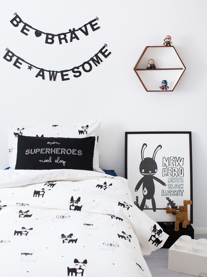 frenchie bed sheets