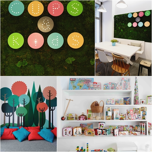 Cool Spaces for Kids…Cups & Kids in Madrid - Petit & Small