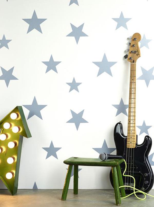 kids-star-wallpaper-hibou-house