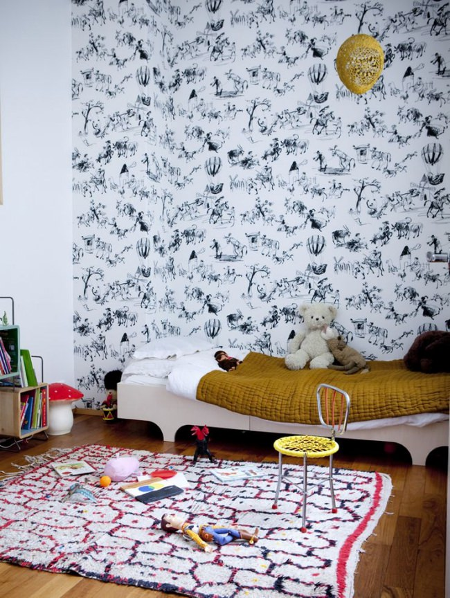Decor trends…6 Childrens' XL Wall Decorations