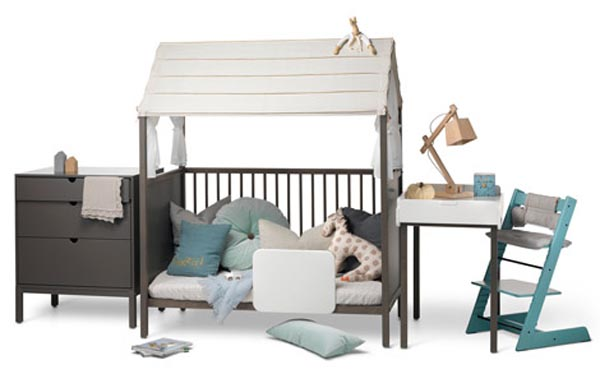 New Children's Furniture for Babies by Stokke Home