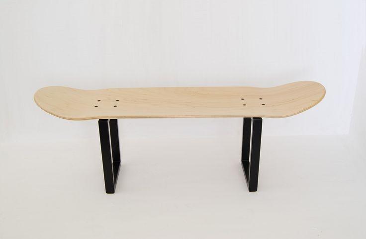 Skate Home Skateboard Furniture Design Petit Small