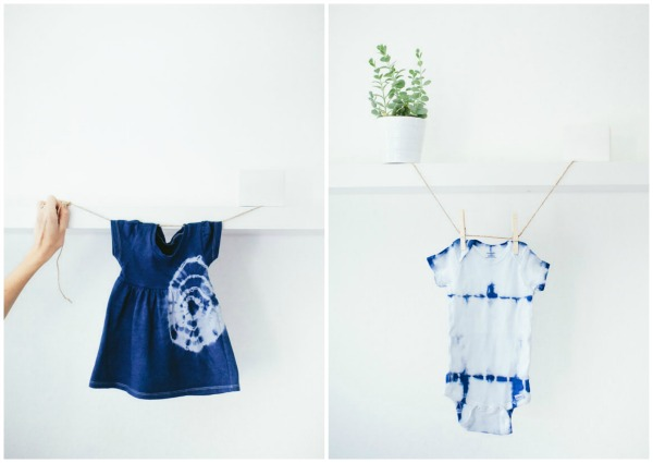 Shibori for Little Ones by Indigo Mom Love