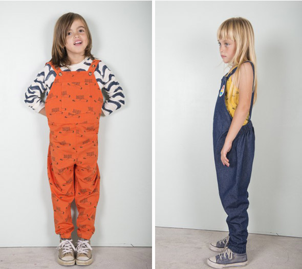 20 Jumpsuits and Dungarees for Kids - Petit & Small
