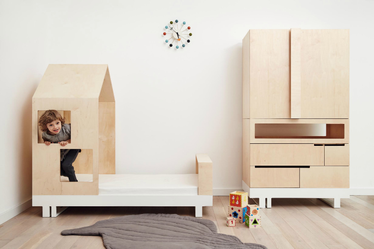 Creative Furniture Ideas Part - 40: Kutikai, Functional And Creative Furniture For Kids