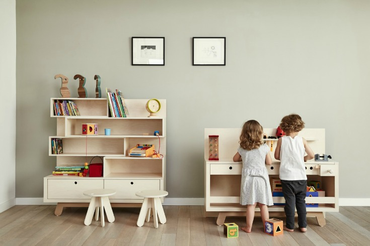 Kutikai functional and creative furniture for kids for Muebles infantiles ikea