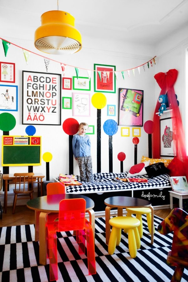 colorful-girls-room