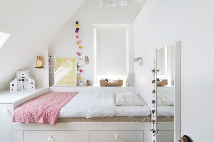 2 Kids Rooms with Nordic Charm. A Nordic room for children   Petit   Small