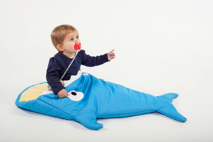 Baby Bites: The Coolest Baby's Sleeping-bags