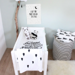 Baby's Bedrooms with Lovely Details