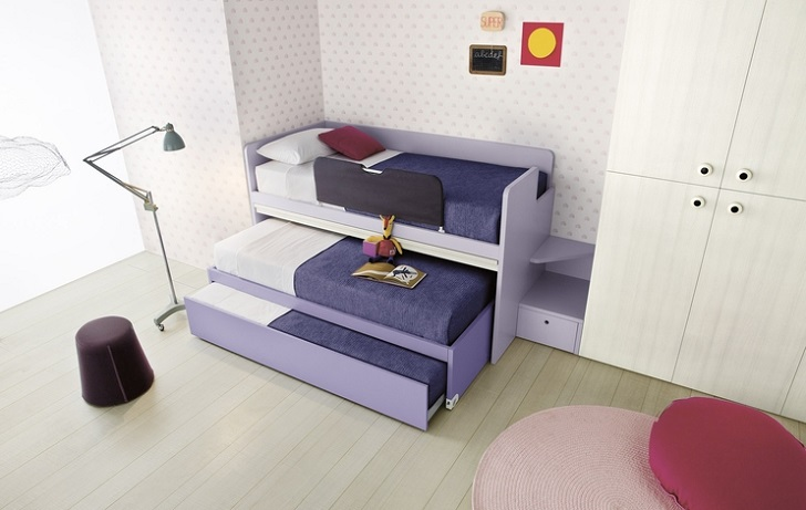 Young Rooms and Modular Children Furniture - Petit & Small