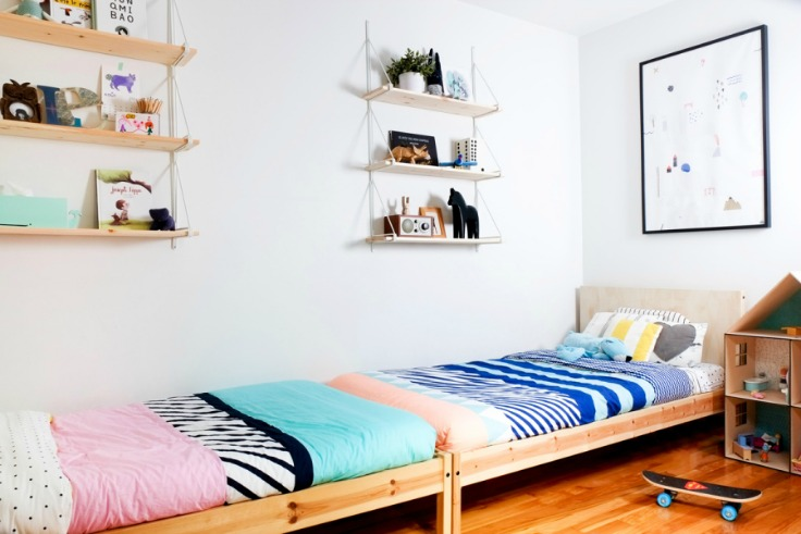 Room for Two: a Lovely Shared Room in Montreal