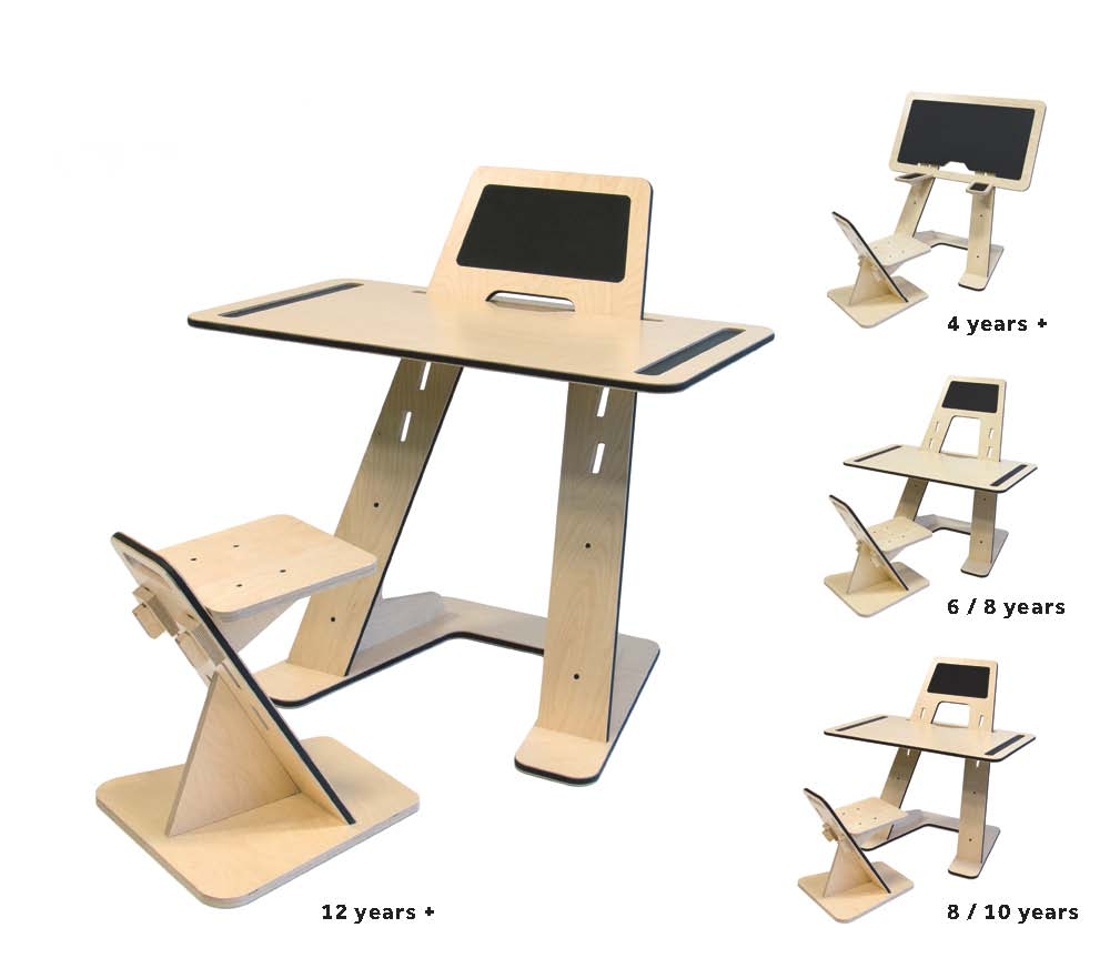 CP - AZ Desk by Guillaume Bouvet