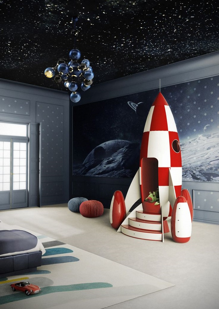 Magnificent Amazing Furniture For Kids The Rocket Chair Petit Small Caraccident5 Cool Chair Designs And Ideas Caraccident5Info