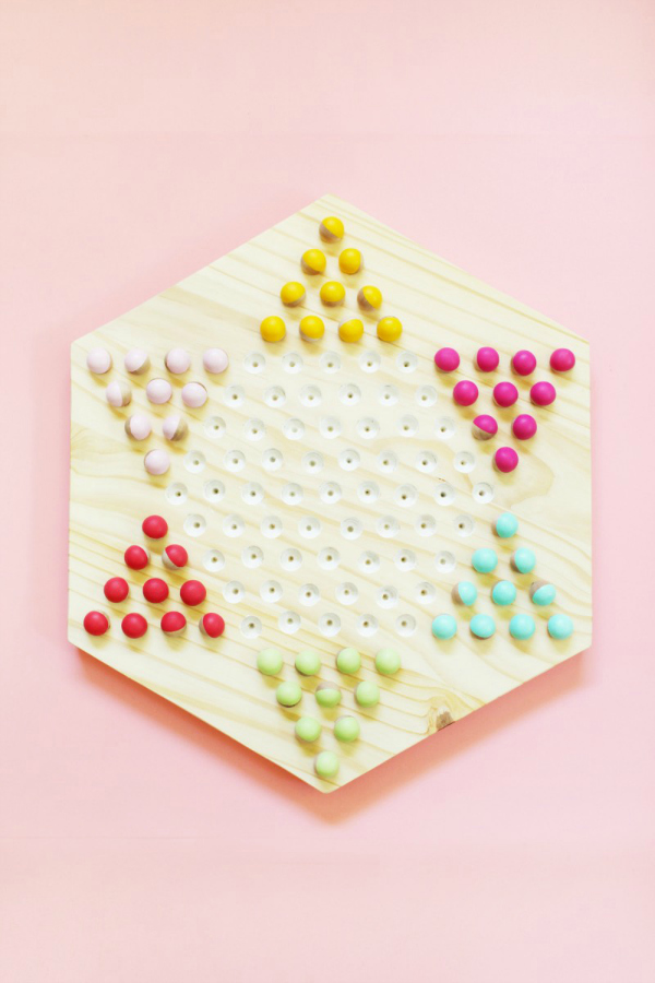 diy-chinese-checkers