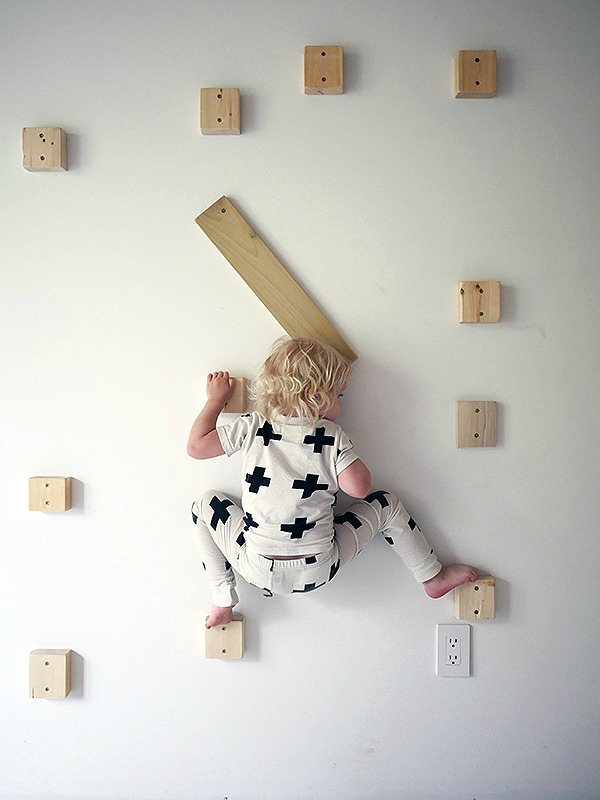 6 diy for kids to try this weekend petit small. Black Bedroom Furniture Sets. Home Design Ideas