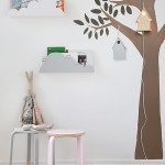 Ikea Hack for Kids: Cloud Shelves
