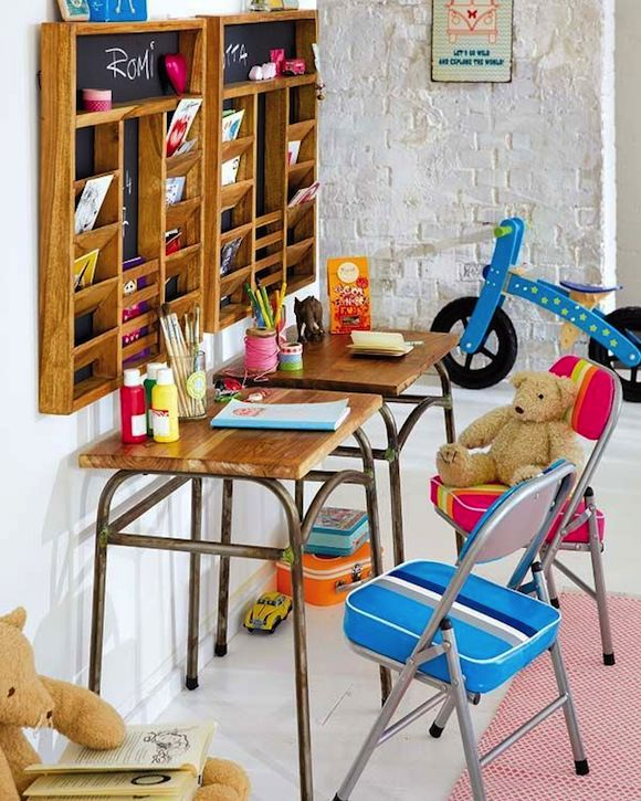 7 Different And Cute Kid S Workspaces Petit Small